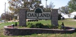 Oakland Sign